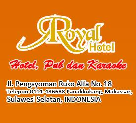 royal hotel makassar
